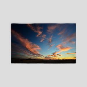 Winter Sunrise 3'x5' Area Rug
