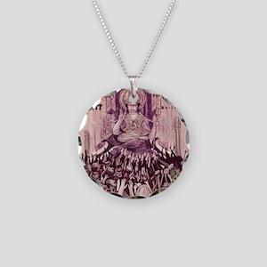 Igorrr Hallelujah Necklace Circle Charm