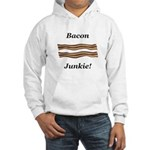 Bacon Junkie Hooded Sweatshirt