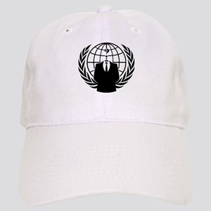 Anonymous Baseball Cap