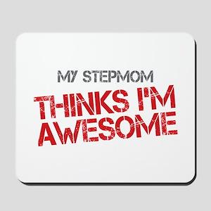 Stepmom Awesome Mousepad