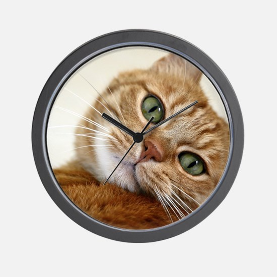 Sweet Cat Wall Clock