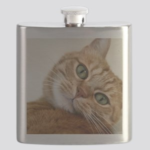 Sweet Cat Flask