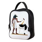 Fire Dog Neoprene Lunch Bag