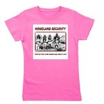 Homeland Security Native Perspective Girl's Tee