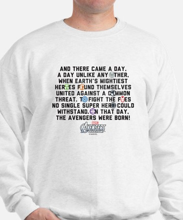 There Came a Day Sweatshirt