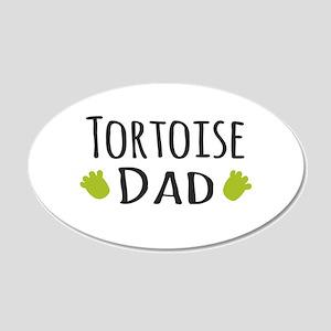 Tortoise Dad Wall Sticker