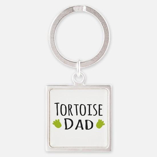 Tortoise Dad Keychains