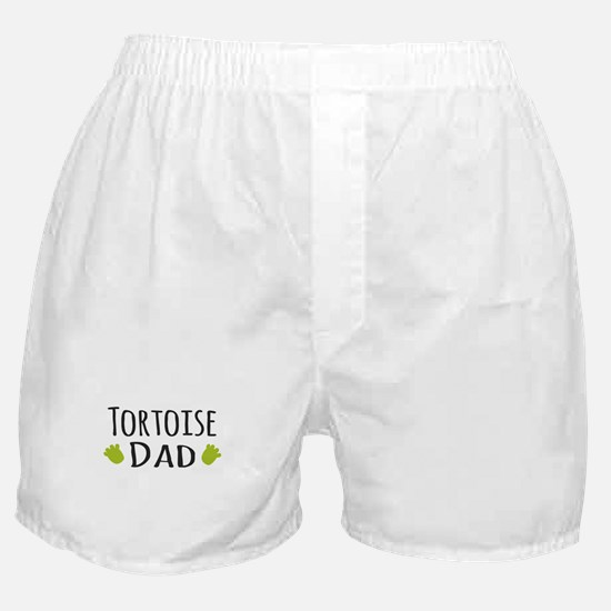 Tortoise Dad Boxer Shorts