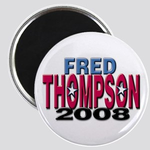 Fred Thompson 2008 Magnet