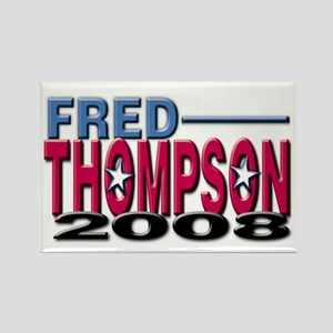 Fred Thompson 2008 Rectangle Magnet