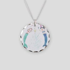 Mermaid Christmas Necklace