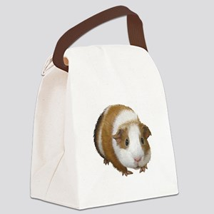 Guinea Pig Canvas Lunch Bag