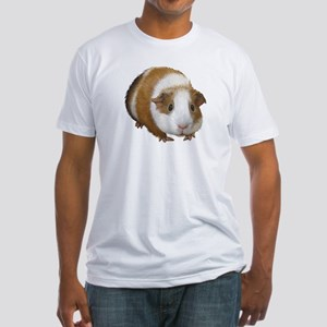 Guinea Pig Fitted T-Shirt