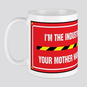 I'm the Engineer Mug