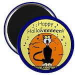 Halloween Black Cat 2.25