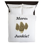 Morel Junkie Queen Duvet