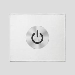 power1 Throw Blanket