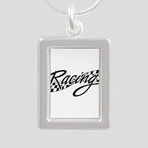 racing1 Necklaces