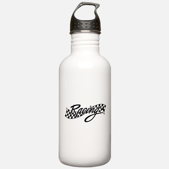 racing1 Water Bottle