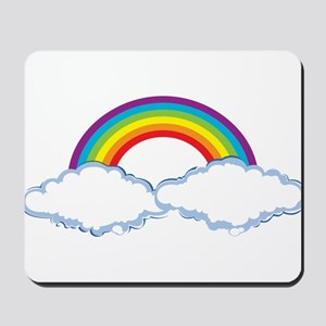 rainbow1 Mousepad