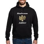 Mushroom Addict Hoodie (dark)