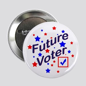 Future Voter Light Button