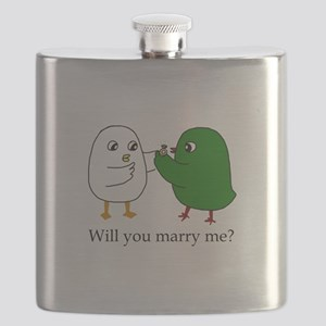 Will you marry me? Flask