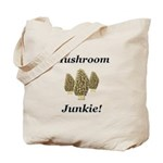 Mushroom Junkie Tote Bag