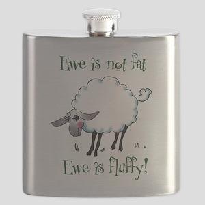 Ewe is not Fat Flask