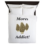 Morel Addict Queen Duvet