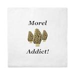 Morel Addict Queen Duvet