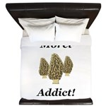 Morel Addict King Duvet