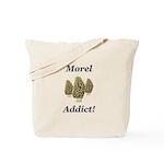 Morel Addict Tote Bag