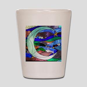 crescentmoon Shot Glass
