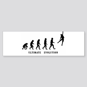 ultimate evolution Bumper Sticker