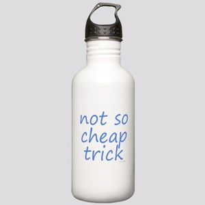 not so cheap trick blue Stainless Water Bottle 1.0
