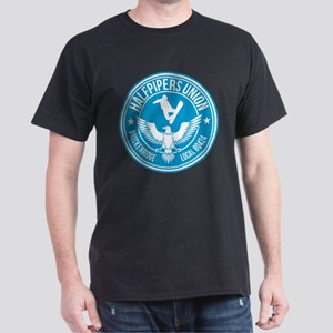 Breck Halfpipers Union Ice Blue Dark T-Shirt