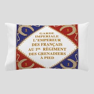 Napoleon's Guard flag Pillow Case