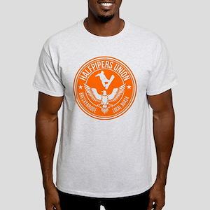 Breck Halfpipers Union Orange Light T-Shirt