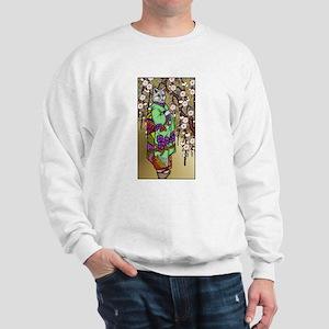 The Fox Maiden (Kitsune) Sweatshirt