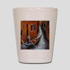 Gondola Shot Glass