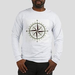 Navigators Compass Long Sleeve T-Shirt