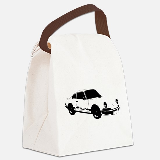 Carrera Canvas Lunch Bag