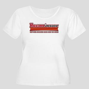BACON 4 President Streamliner Women's Plus Size Sc