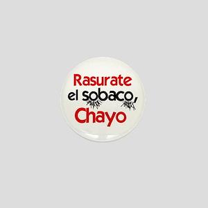 Rasurate Chayo Mini Button