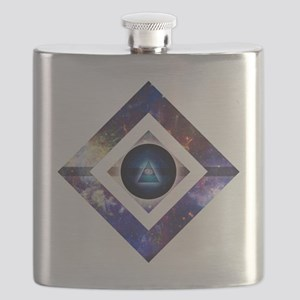 Eye of the Galaxy Flask