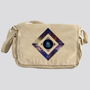 Eye of the Galaxy Messenger Bag
