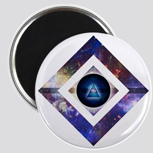 Eye of the Galaxy Magnet