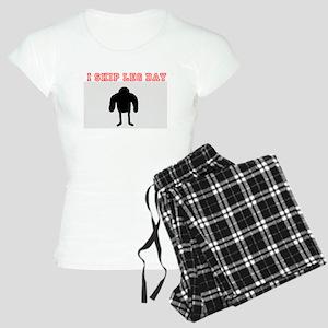 Skip Leg Day Pajamas
